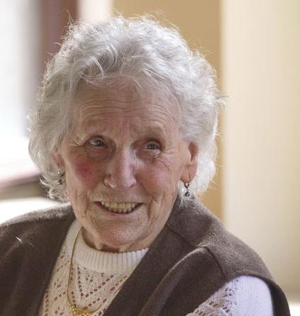 Elfriede, 88 Jahre